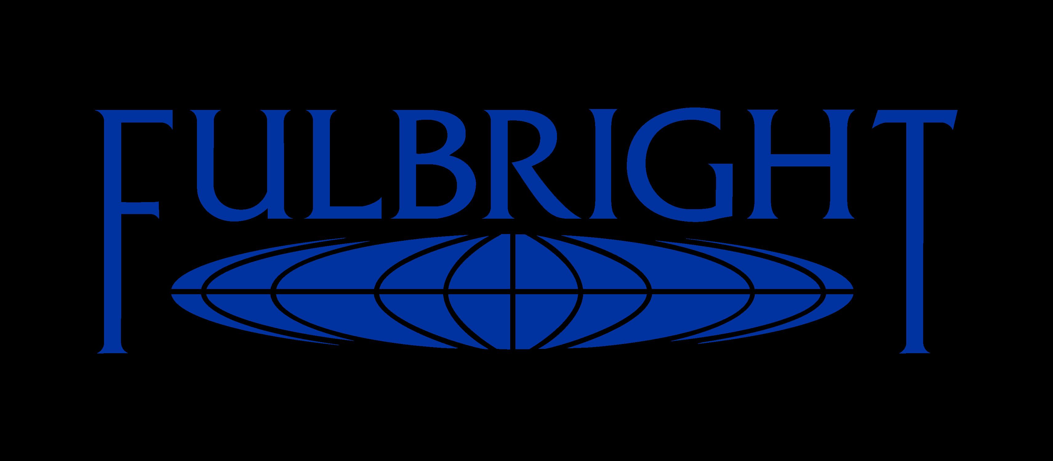 Fulbright Logo Blue